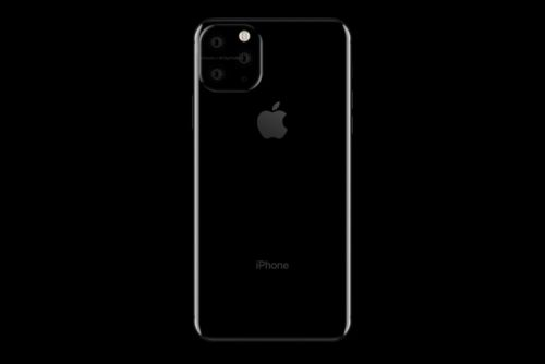 Apple's 2019 iPhone will have 'inconspicuous' rear camera with black coating
