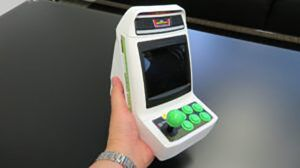 Sega is releasing a mini arcade cabinet which includes 36 games
