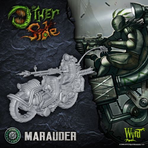 Wyrd Posts Marauder Preview