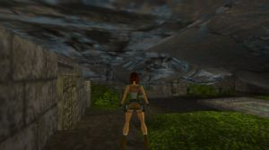 You can now play the original Tomb Raider's first level in your browser