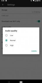 YouTube Music Mobile App Lets Users Dial In Audio Quality