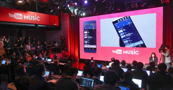 YouTube is about to get into the paid music streaming business. again