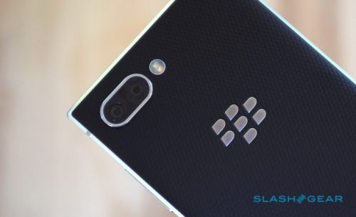 BlackBerry KEY2 LE leak tips a keyboard for the masses