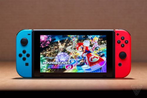 Nintendo's Switch can be hacked to run custom apps and games