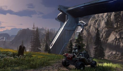 Halo Infinite world design details shown off in new update