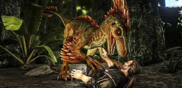 Ark: Survival Evolved revamps more dinos in delightfully silly ways