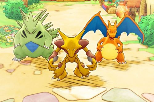 Pokémon Mystery Dungeon: Rescue Team DX is a basic adventure to keep your hands busy