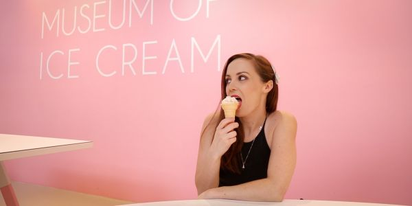 San Francisco's Museum of Ice Cream has a sprinkle pool and a Pop Rocks cave - here's what it's like