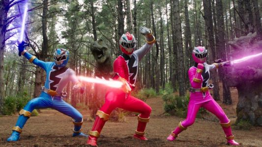 Watch the Preview for POWER RANGERS DINO FURY Episode 2 - Sporix Unleashed