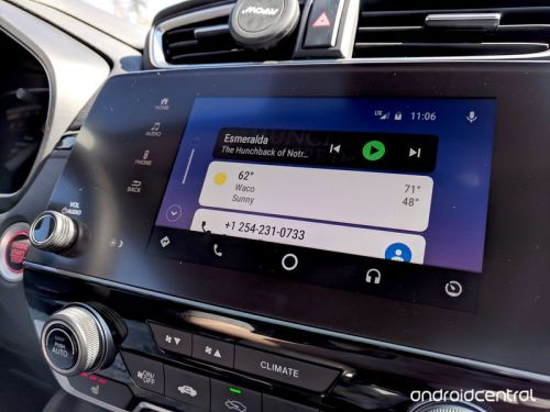 Android Auto is finally coming to Toyota vehicles