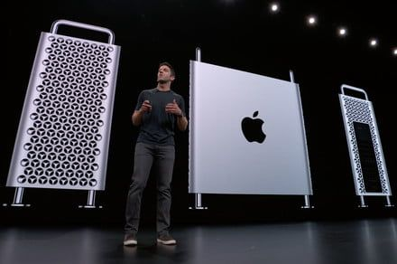 Apple's Mac Pro and Pro Display XDR will launch this December