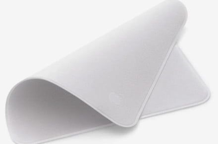 Apple's new Polishing Cloth comes with a hefty price tag