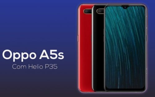 Oppo A5s goes official: Helio P35, 6.2-inch Teardrop display and 4,230mAh battery in tow