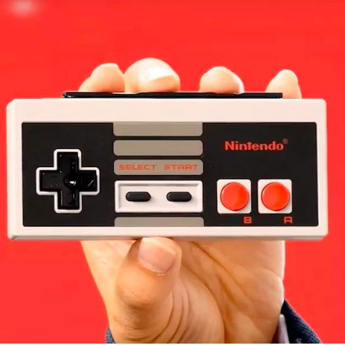 Nintendo requires online subscription to purchase Switch NES controller