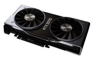 Nvidia's RTX 2070 GPU arrives next month as cheapest Turing card yet