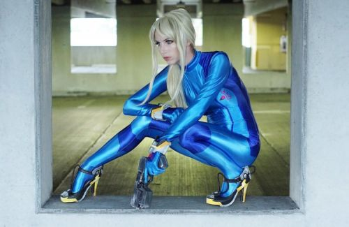 This Zero Suit Samus Cosplay Is Simply Astounding