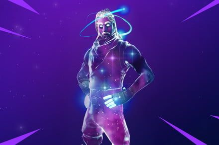 How to unlock the Galaxy skin in Fortnite