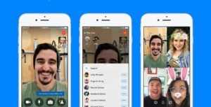 Facebook Messenger now makes it easier to start a group video chat
