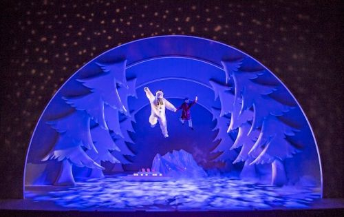Better than half-price tickets to The Snowman this winter