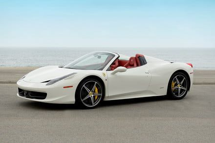 Have $1,100 lying around? You can rent a Ferrari from CarHopper for a day
