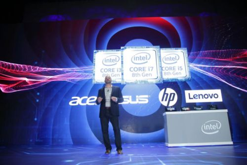 Intel's Whiskey Lake notebook chips will offer big turbo boosts to get you to upgrade