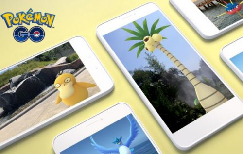 Pokemon GO AR+ comes to Android, requires ARCore