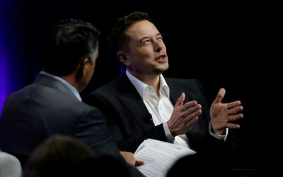 AI is the biggest risk we face as a civilisation, Elon Musk says