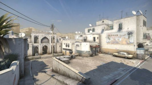 Counter-Strike: GO Updates Dust II Map