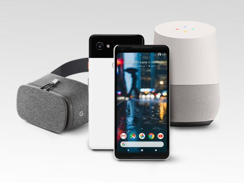 Win a brand new Pixel XL 2 and a bunch more cool Google tech in this free giveaway