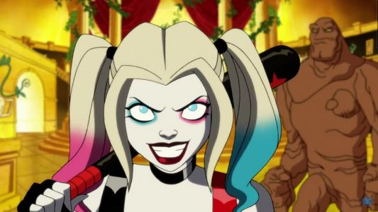 Enjoy The Wild and Crazy Comic-Con Trailer For The HARLEY QUINN Animated Series