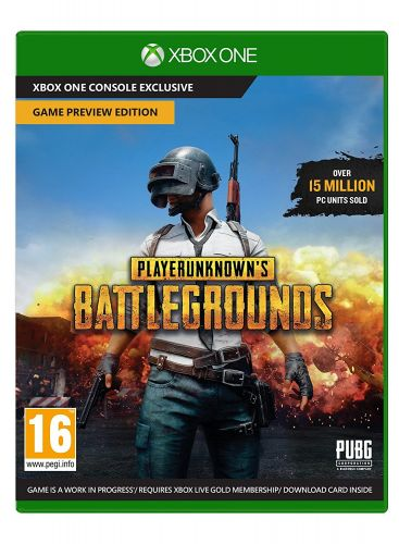 UK Daily Deals: PlayerUnknown's Battlegrounds for £17, Xbox One X With Three Games and Extra Controller for £450