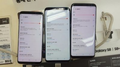 Samsung will replace Galaxy S8 units with red screens if software fix fails