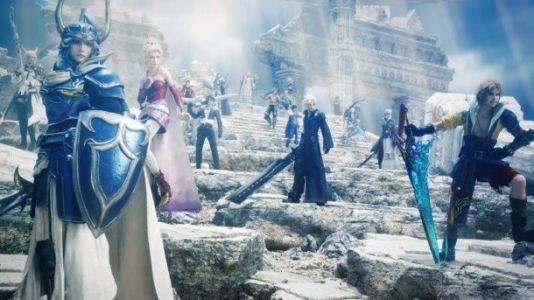 Dissidia Final Fantasy NT Open Beta Starts Today