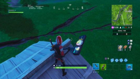 Leak reveals when the next Fortnite earthquakes will happen