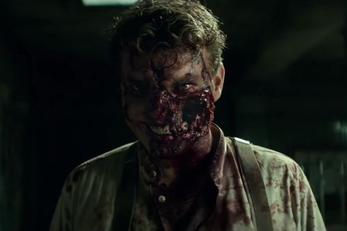 Paratroopers battle Nazi zombies in the first trailer for Bad Robot's Overlord