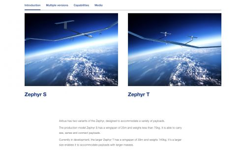 Facebook is reportedly testing solar-powered internet drones again - this time with Airbus