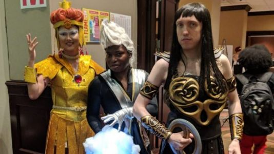 The Fantastic Cosplay of FlameCon 2018