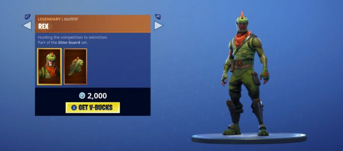 New Fortnite Skins Out Now; What They Look Like And How To Get Them