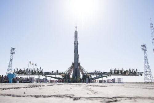 Russia's successful rocket launch is a good sign for next month's astronaut mission