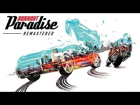Burnout Paradise celebrates its 10th anniversary with 4K console remaster