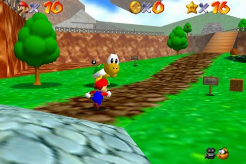 Watch This Mario 64 Retrospective To See How Mario First Went 3D