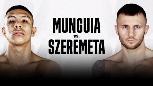 How to live stream Munguia vs Szeremeta online: watch the boxing from any country