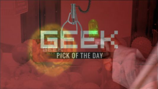 GEEK PICK OF THE DAY: Rick & Morty Portal Gun