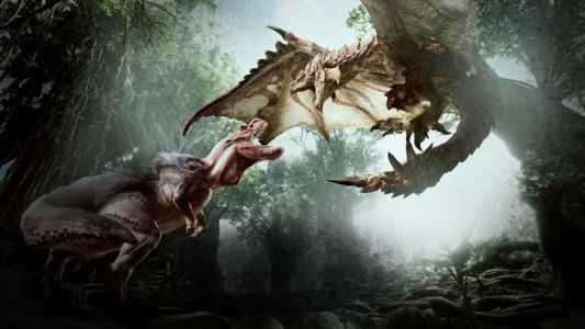 Monster Hunter: World gets free trial on Xbox One