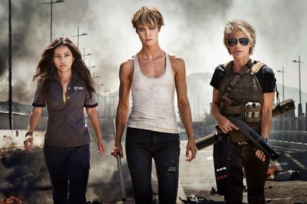 Terminator: Dark Fate trailer goes all-in on explosive, android-assassin action