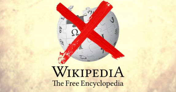 Wikipedia co-founder has been blocked from his Wikipedia account