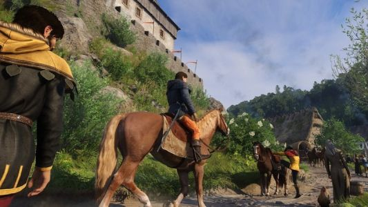 Kingdom Come: Deliverance Review: A Tale of Swords and Scenery - GameSpew