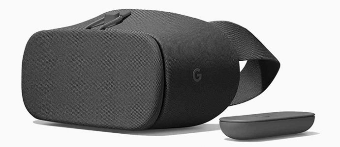 Google Daydream View VR headset is 50 percent off at Best Buy