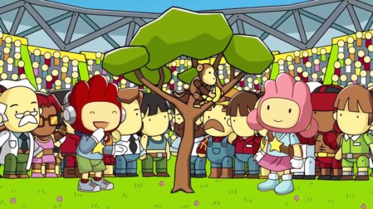 'Scribblenauts Showdown' revives the series on Switch, PS4 and Xbox One in March