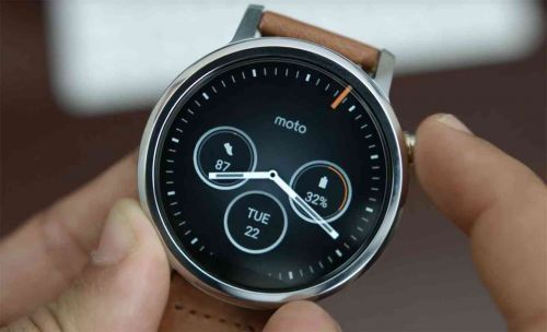 Are you using Android Wear?